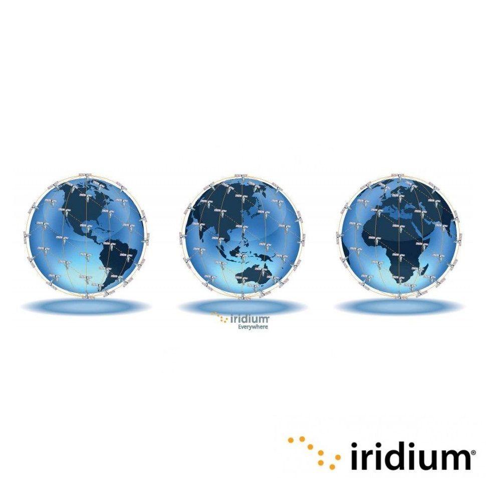 Copertura telefonia satellitare Iridium
