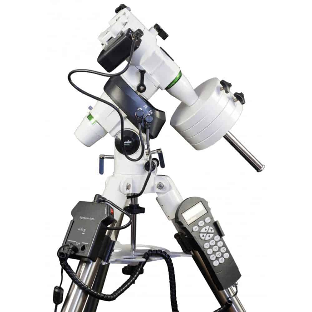 Caratteristiche tecniche e prezzi montatura Skywatcher equatoriale computerizzata EQ5 PRO Synscan
