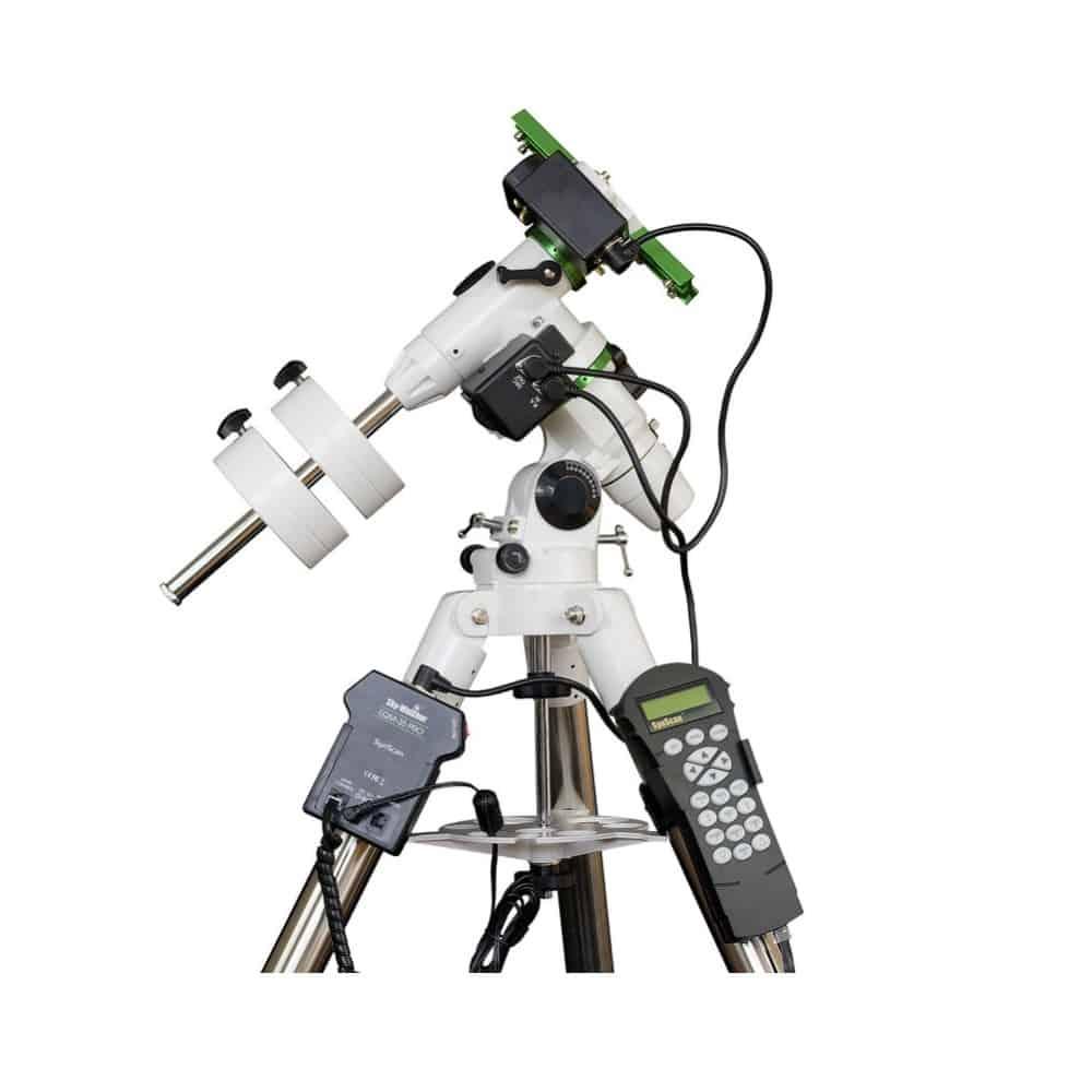 Caratteristiche tecniche e prezzi montatura equatoriale computerizzata Skywatcher EQM35 Pro Synscan