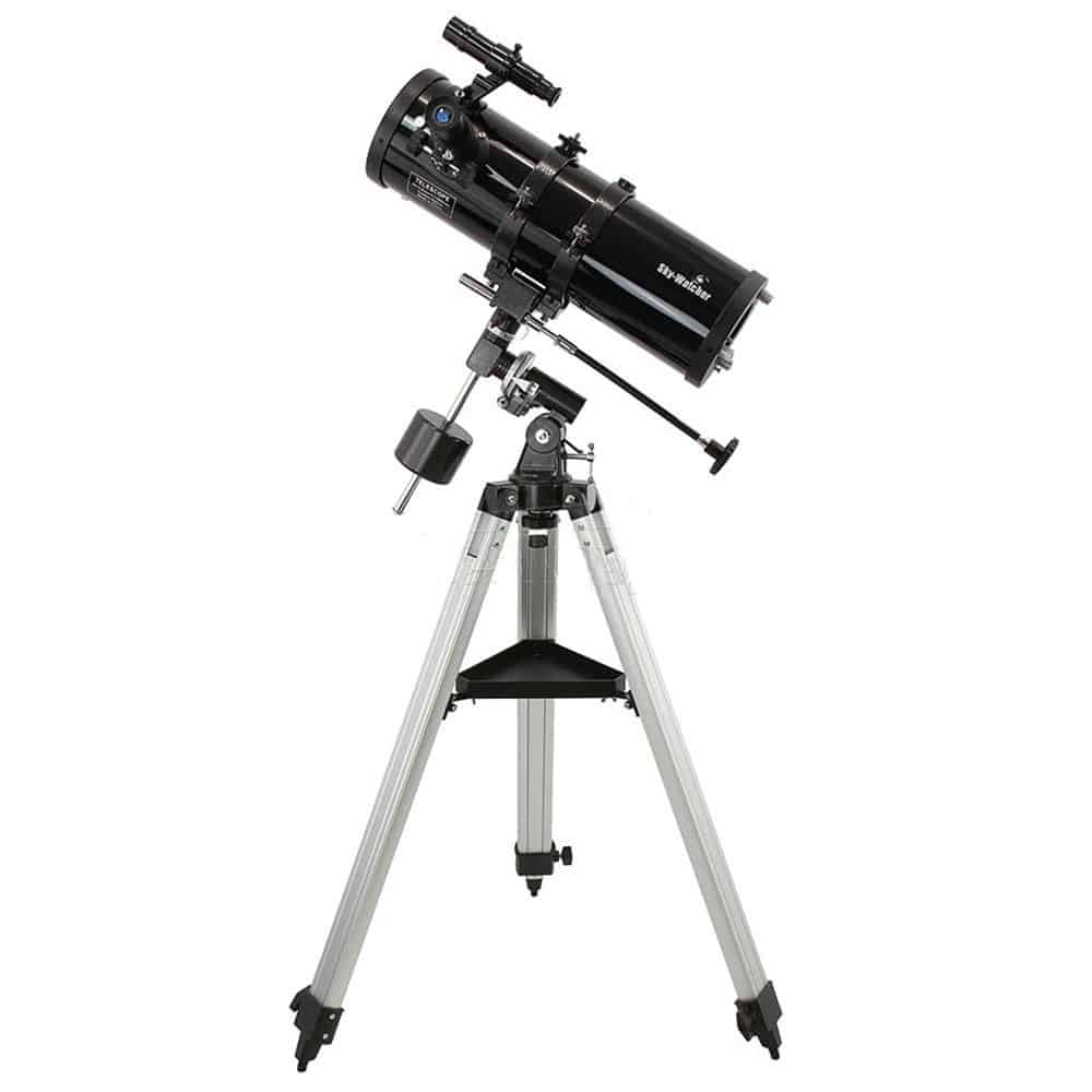 Caratteristiche tecniche e prezzi Telescopio Skywatcher SkyHawk 114/1000 EQ1 Motorizzato