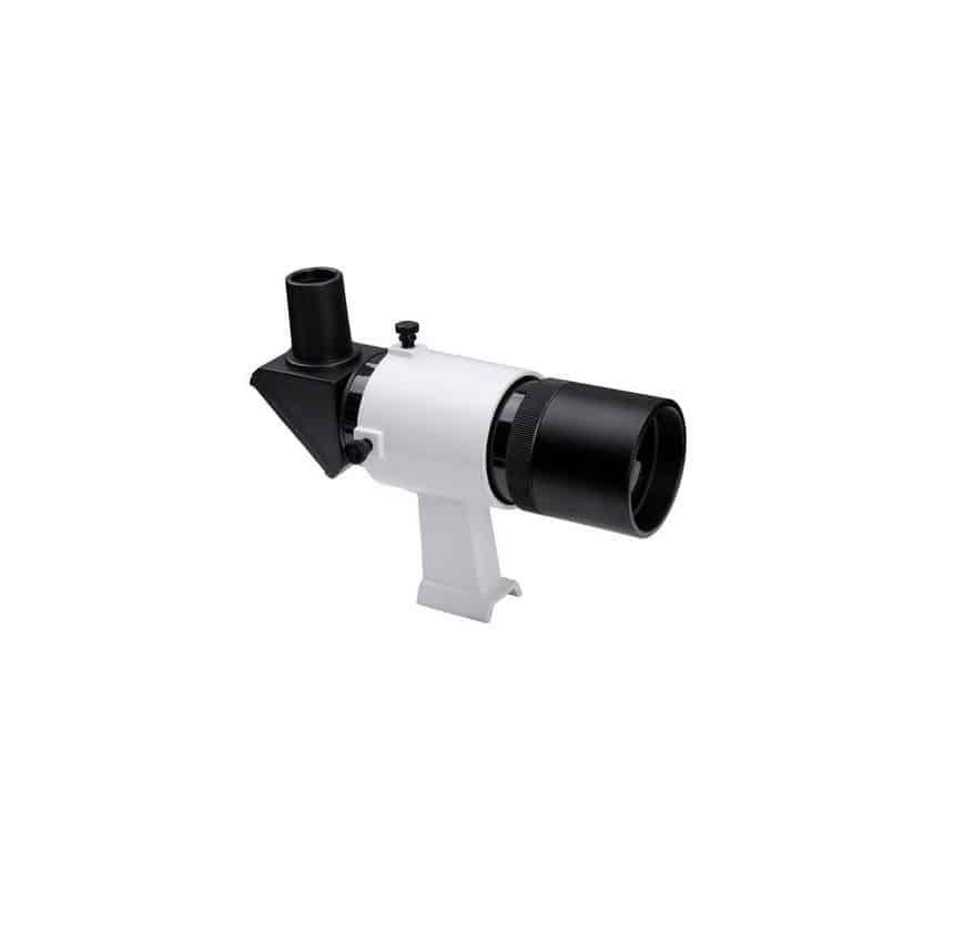 Caratteristiche tecniche e prezzi cercatore Skywatcher 9X50 angolato 90° con sostegno
