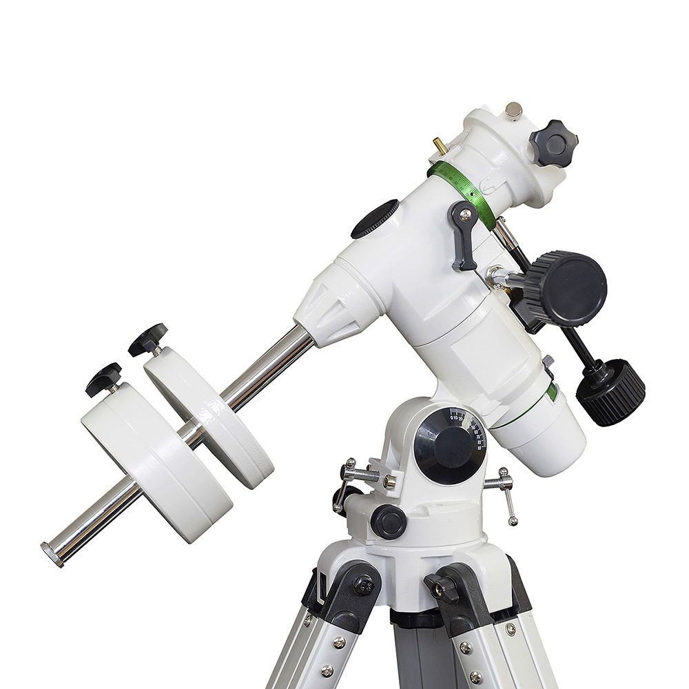Caratteristiche tecniche e prezzi montatura Skywatcher equatoriale manuale EQ3