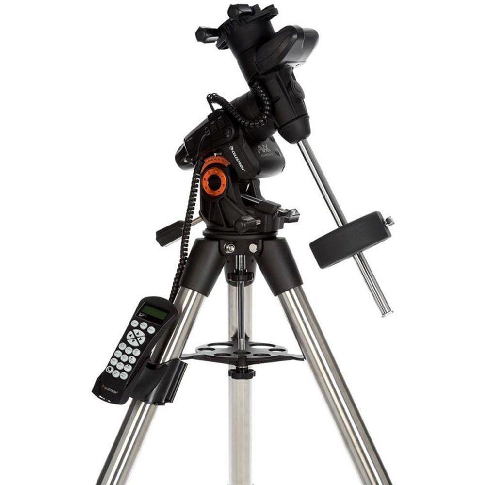 Dettaglio montatura telescopi Celestron Serie Advanced VX