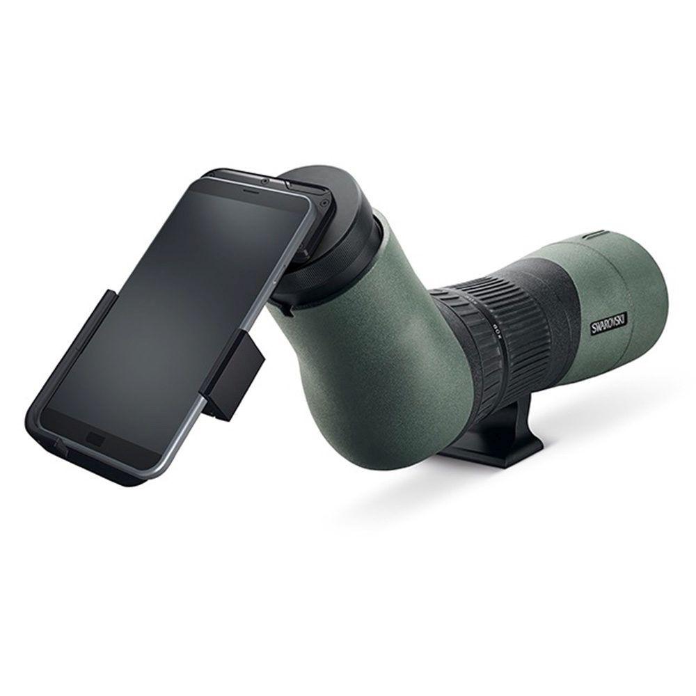 Adattatore fotografico Swarovski Optik VPA per smartphone su telescopio
