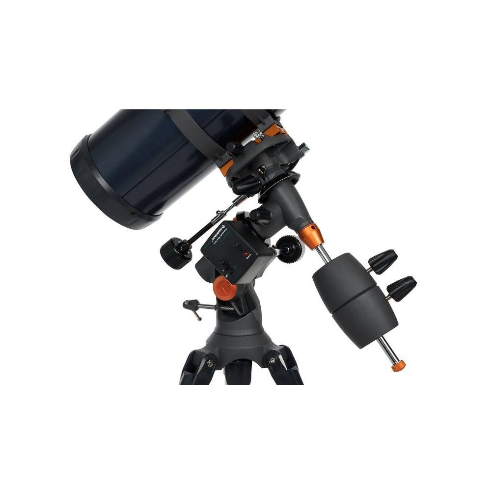 Caratteristiche tecniche e prezzi telescopio Celestron Astromaster 130EQ MD dettaglio motore