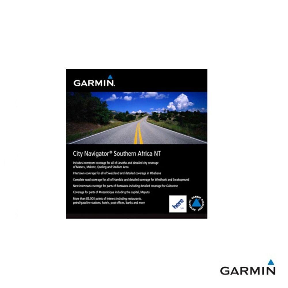 Caratteristiche tecniche e prezzi cartografia Garmin City Navigator NT Africa meridionale