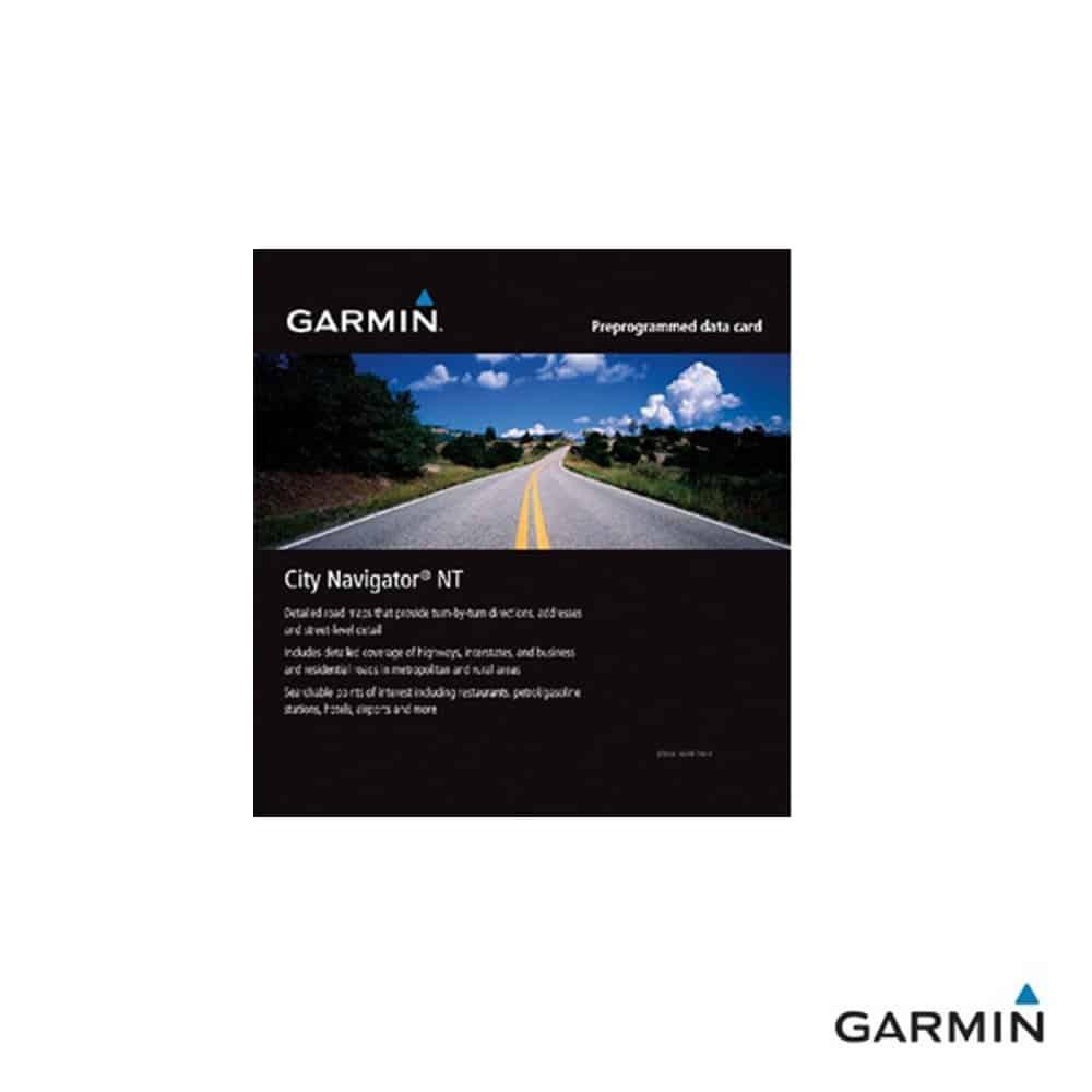 Caratteristiche tecniche e prezzi cartografia Garmin City Navigator NT Australia e Nuova Zelanda