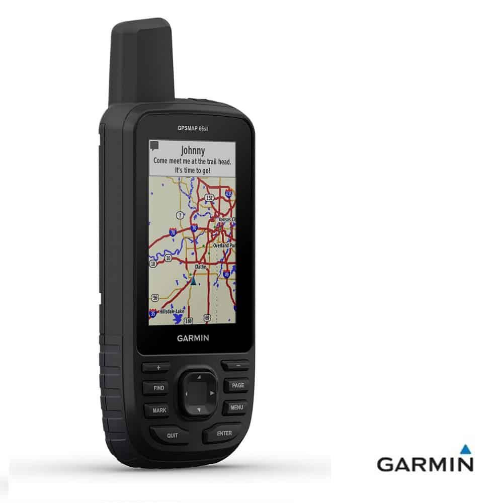 Caratteristiche tecniche e prezzi Garmin GPSMAP 66st con cartografia topo europa 46 paesi