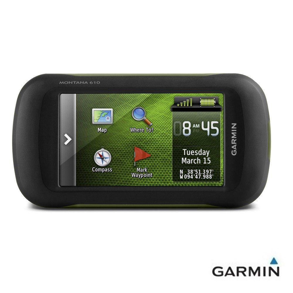 Caratteristiche tecniche e prezzi Garmin GPS Montana 610