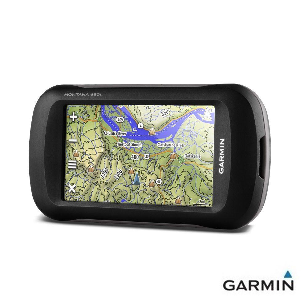 Caratteristiche tecniche e prezzi Garmin GPS Montana 680t con cartografia topo europa 46 paesi