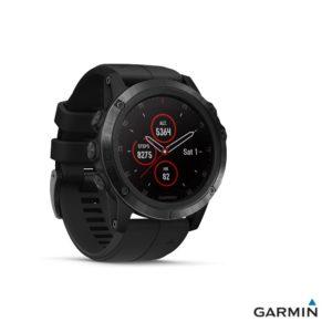 Caratteristiche tecniche e prezzi orologio GPS Garmin fenix 5X Plus Black