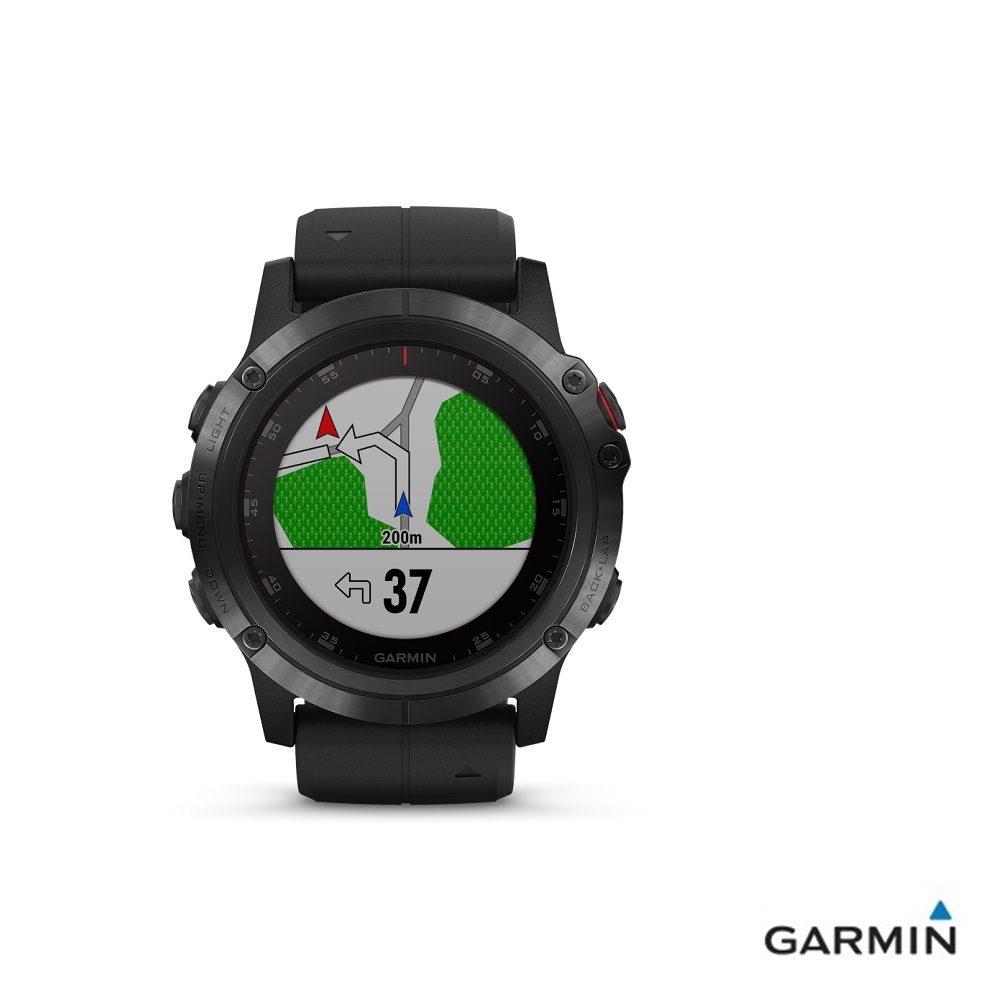 Caratteristiche tecniche e prezzi orologio GPS Garmin fenix 5X Plus Black cartografico