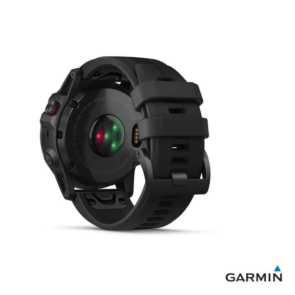Caratteristiche tecniche e prezzi orologio GPS Garmin fenix 5X Plus Black con cardiofrequenzimetro da polso