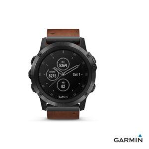 Caratteristiche tecniche e prezzi orologio GPS Garmin fenix 5X Plus Gray multiattività