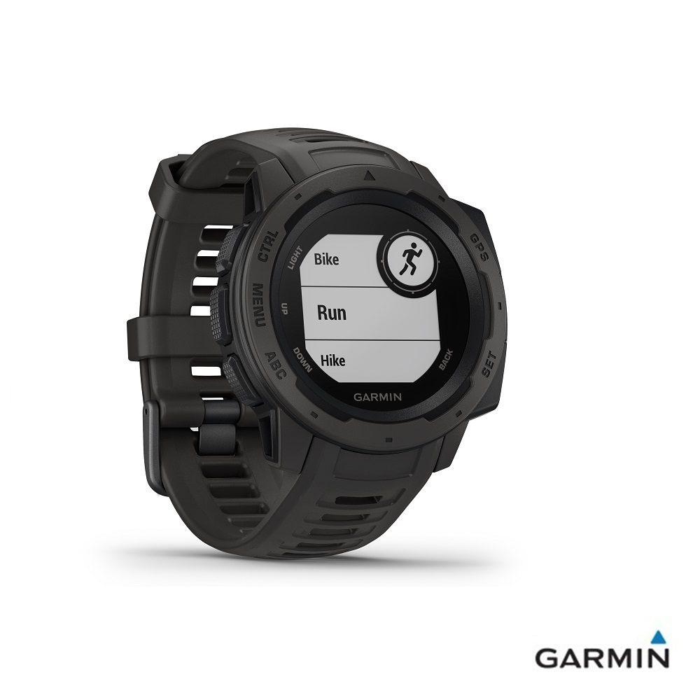 Caratteristiche tecniche e prezzi orologio GPS Garmin Instinct flame red multiattività smartwatch multisport