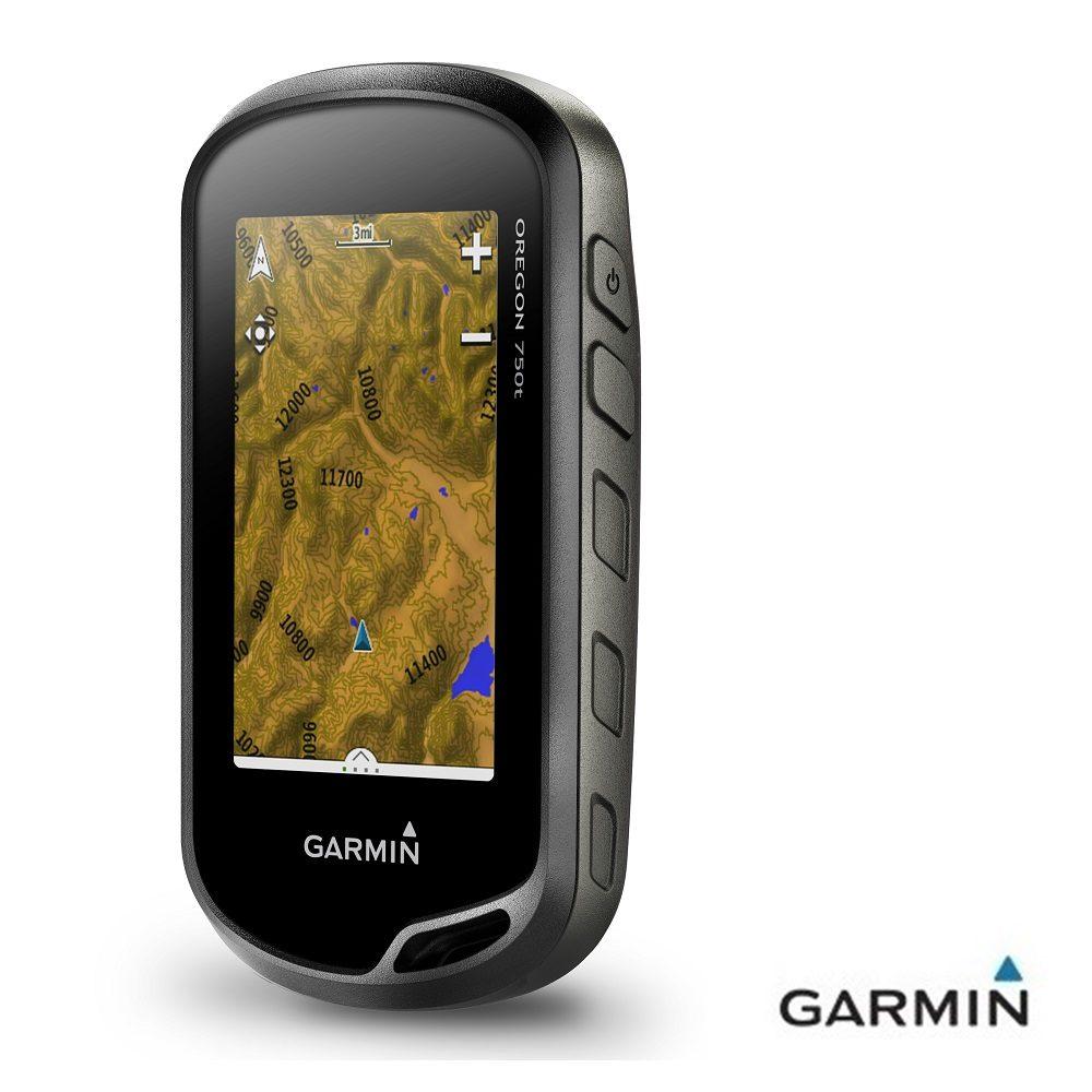 Caratteristiche tecniche e prezzi Garmin GPS Oregon 750t con cartografia topo active europa 46 paesi