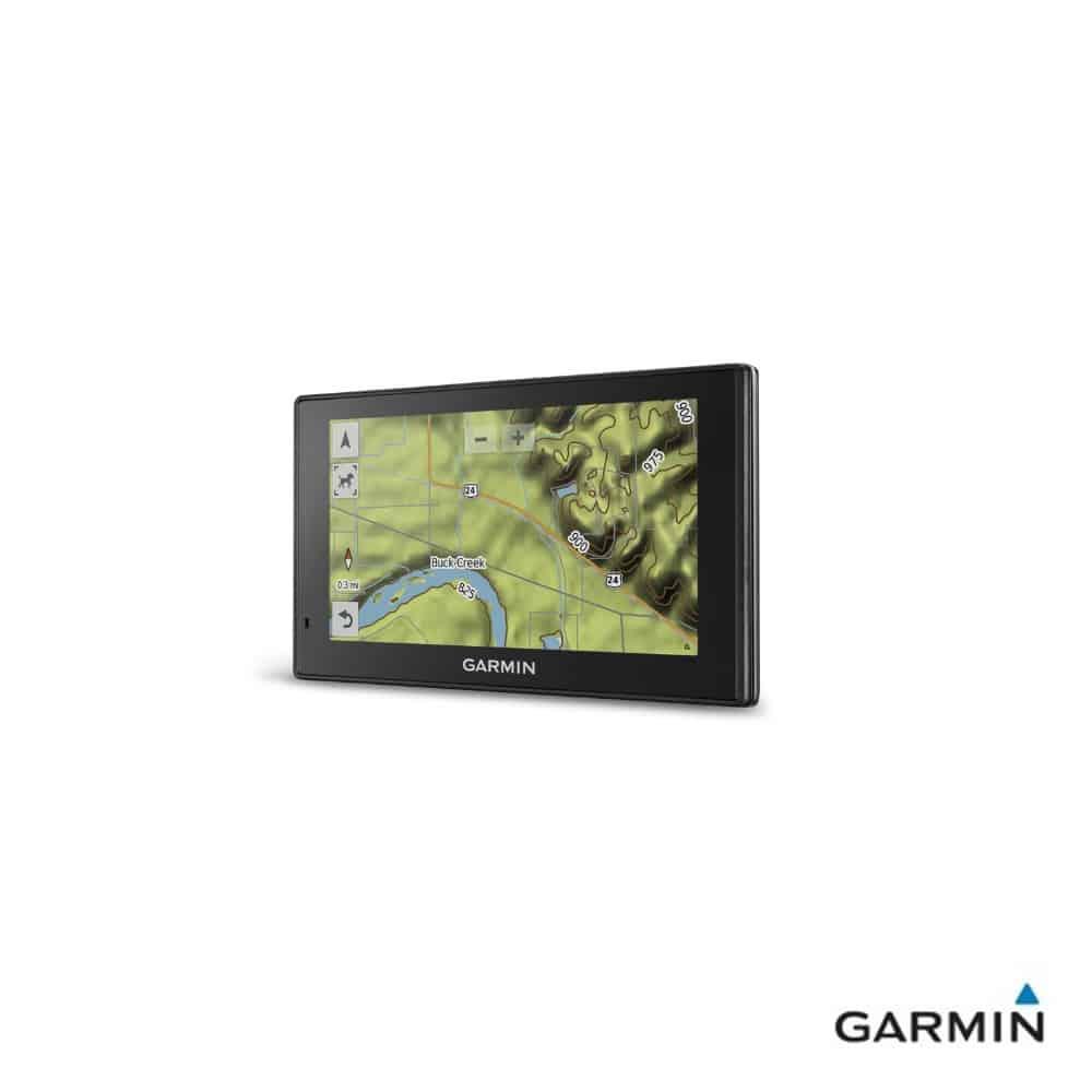 Caratteristiche tecniche e prezzi navigatore satellitare Garmin Drivetrack 70 LM con funzione rilevamento cani Atemos