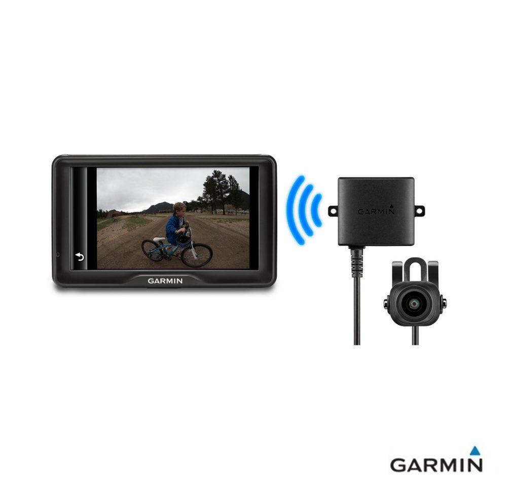 Caratteristiche tecniche e prezzi telecamera di retromarcia per navigatori Garmin modello BC 30