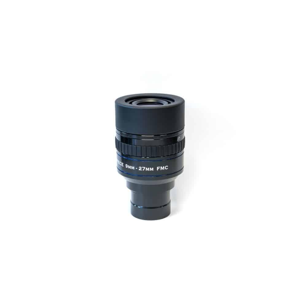 Caratteristiche tecniche e prezzi oculare Auriga zoom 9-27mm