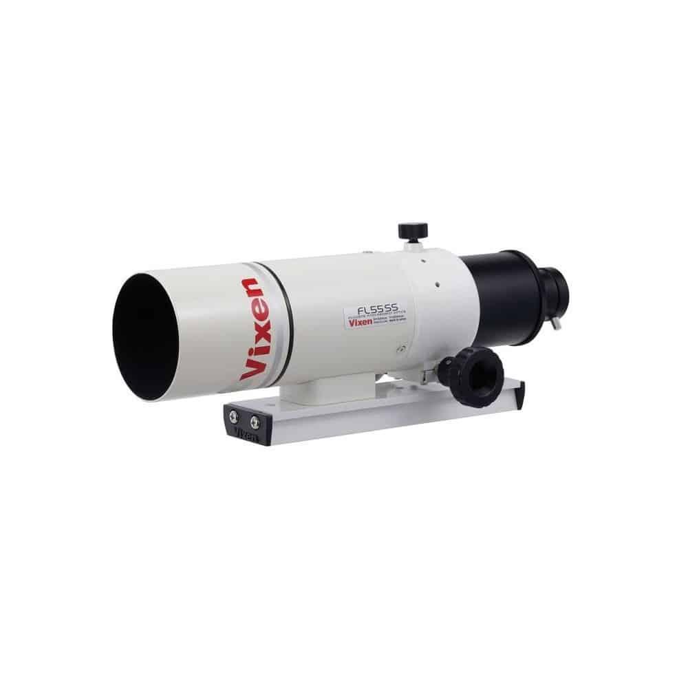 Caratteristiche tecniche e prezzi tubo ottico rifrattore Vixen FL55SS alla fluorite CaF2