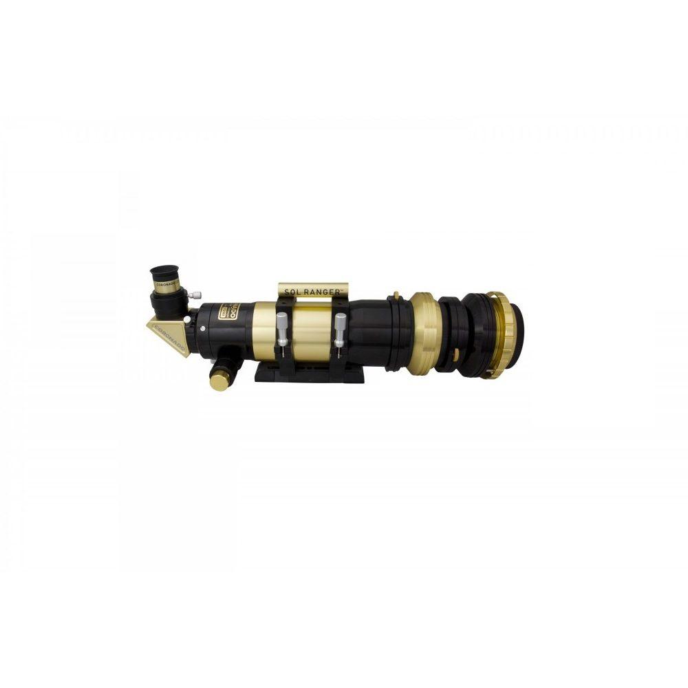 Caratteristiche tecniche e prezzi telescopio solare Coronado H-Alpha Solarmax III 70 BF15 Double Stack