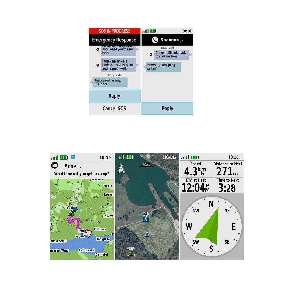 Garmin GPSMAP 66i con tecnologia inReach per comunicazione satellitare globale