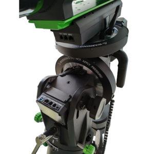 Caratteristiche tecniche e prezzi montatura Skywatcher equatoriale computerizzata EQ8-RH PRO Synscan
