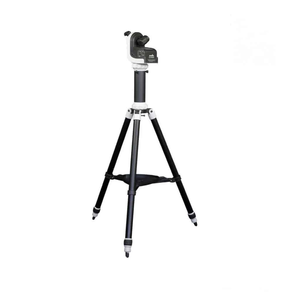 Caratteristiche tecniche e prezzi montatura altazimutale Skywatcher Solarquest completa di treppiede e mezza colonna adatta all'osservazione solare