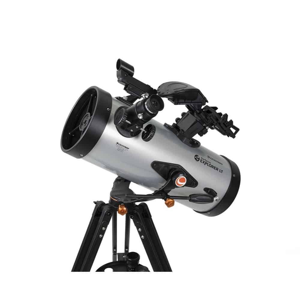 Caratteristiche tecniche e prezzi telescopio Celestron Starsense Explorer LT 127 AZ