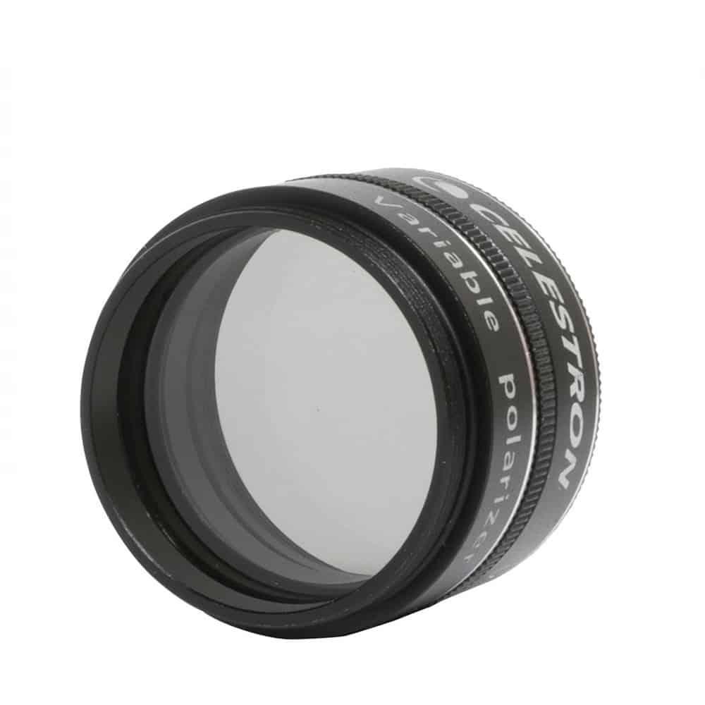 Caratteristiche tecniche e prezzi filtro Celestron polarizzatore variabile 31,8mm