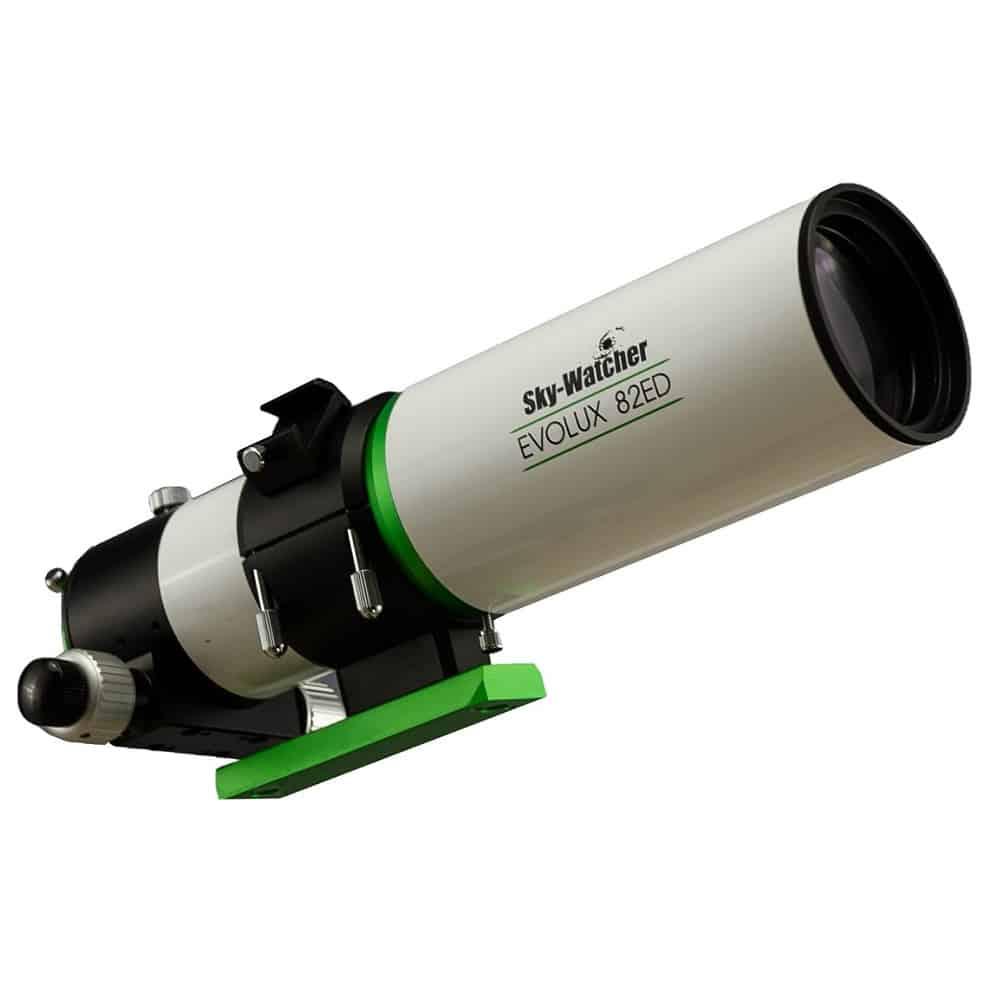 Caratteristiche tecniche e prezzi tubo ottico rifrattore Skywatcher Evolux 82ED