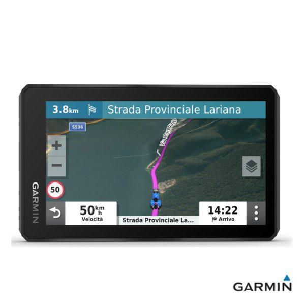 Caratteristiche tecniche navigatore satellitare per moto Garmin Zumo XT