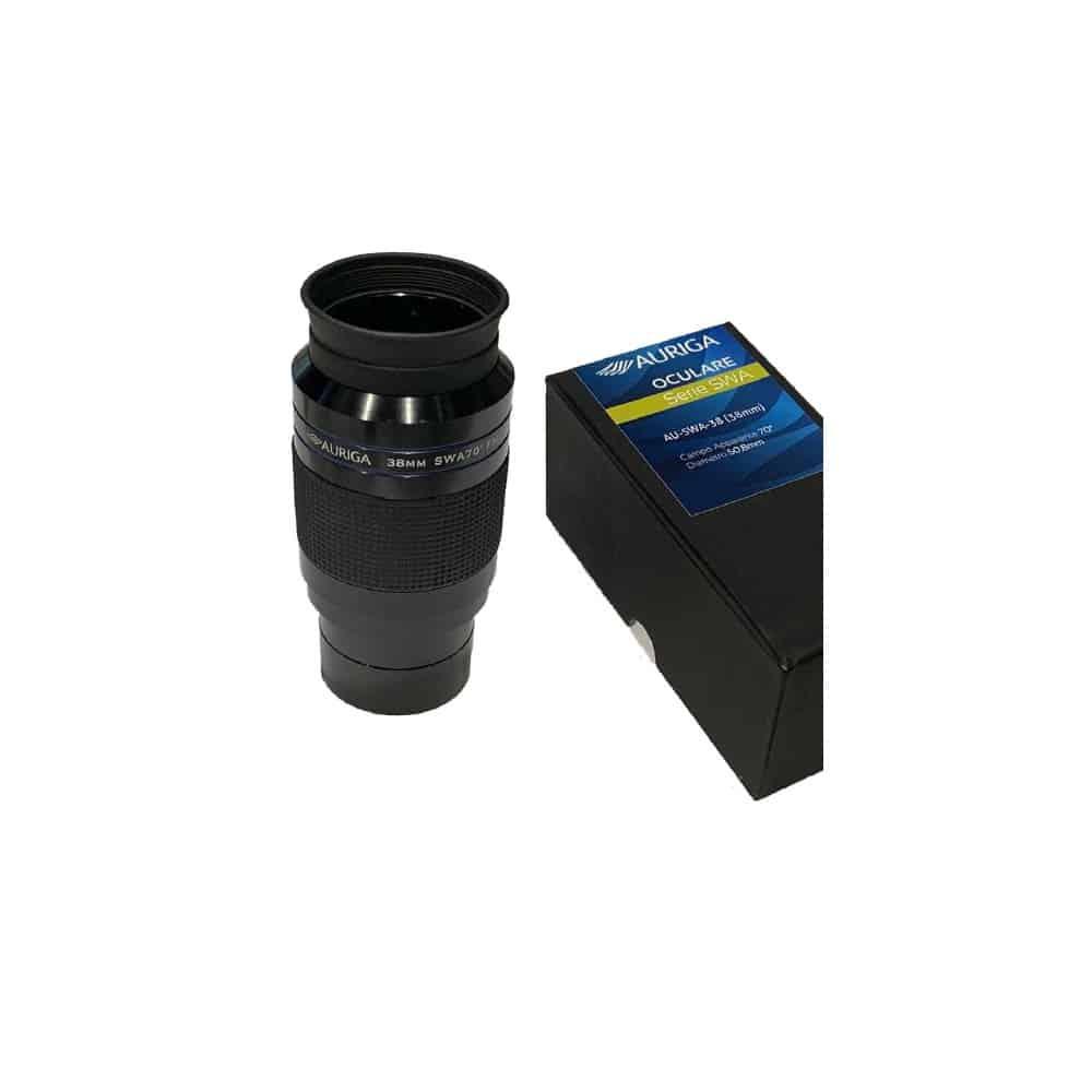 Caratteristiche tecniche e prezzi oculare Auriga SWA 38mm